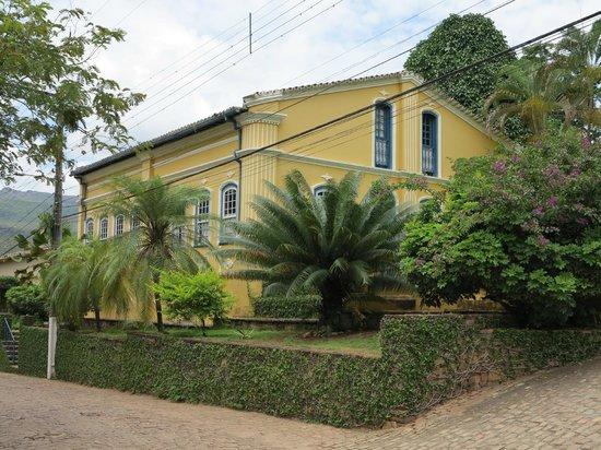 Estalagem Alcino: Maison principale