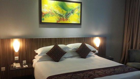 Hotel Royal Kuala Lumpur: Bedrom