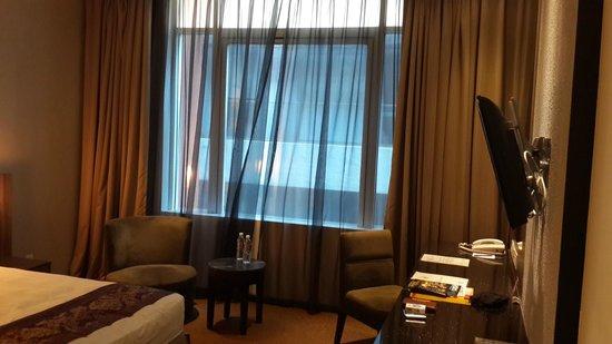 Hotel Royal Kuala Lumpur: Bedroom View