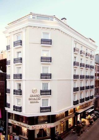 Grand Beyazid Hotel: Grand Beyazit Hotel
