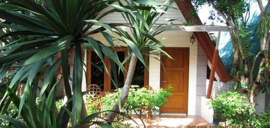 Thai Palace Resort : notre bungalow