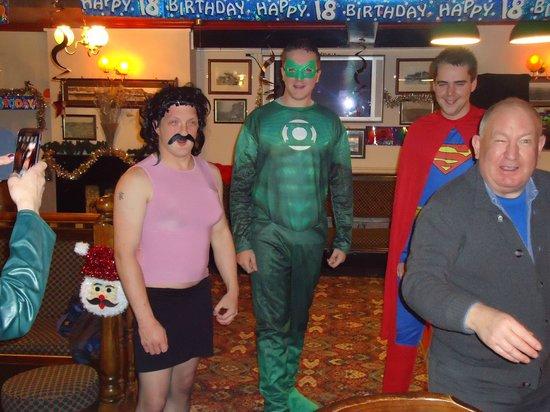 Princess of Wales: Every weekend is party weekend