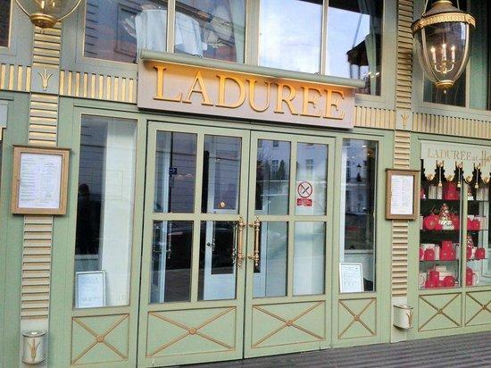 Ladurée London Harrods : Laduree 2014