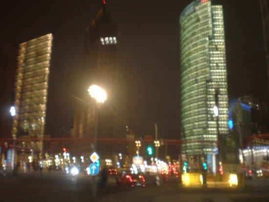 Potsdamer Platz: milleluci a Potsdamerplatz