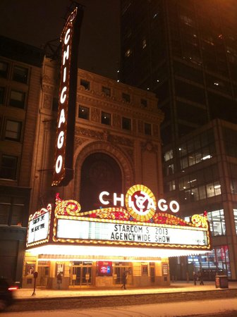 The Chicago Theatre: Chicago Theater