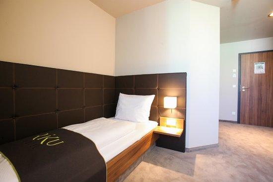 RiKu HOTEL Neu-Ulm - Einzelzimmer