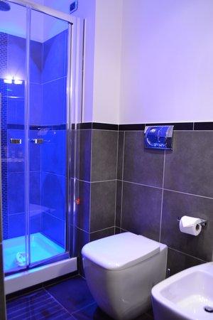 Cenci B&B: the bathroom