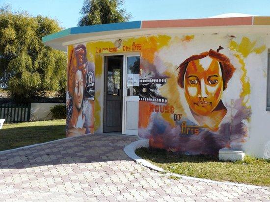 El Mouradi Port El Kantaoui: Atelier de Peinture