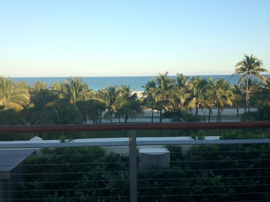 The Betsy - South Beach: View from the rooftop deck