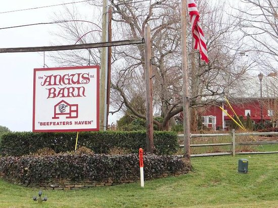 More Christmas Decorations... - Picture of The Angus Barn ...
