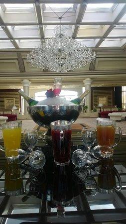 Rixos Sharm El Sheikh: reception