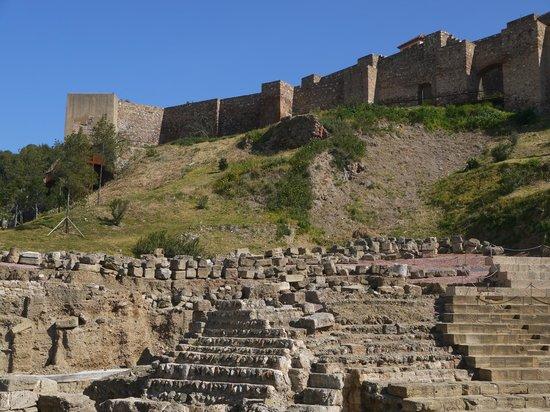 Alcazaba: Алькасаба в Малаге