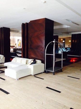 LIDOTEL Hotel Boutique Margarita : Lobby