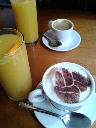 Earls Court Tavern: Breakfast