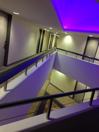ARCOTEL Onyx: 7th floor landing