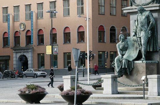 Museum of Mediterranean and Near Eastern Antiquitie: Gustav Adolfs torg, Medelhavsmuseet