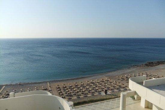 Elysium Resort & Spa: отельный пляж