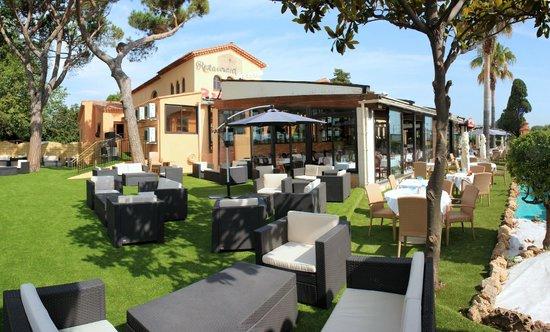 Restaurant la Toscana Antibes