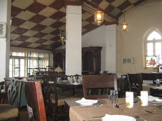 Grand View Hotel : The historic dining hall