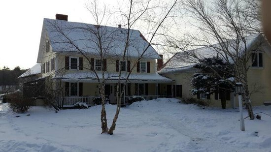 Inn At Buck Hollow Farm : The house