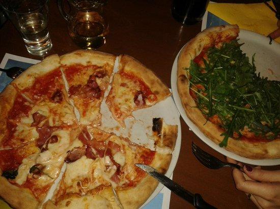 Piccola Ischia: Le nostre pizze