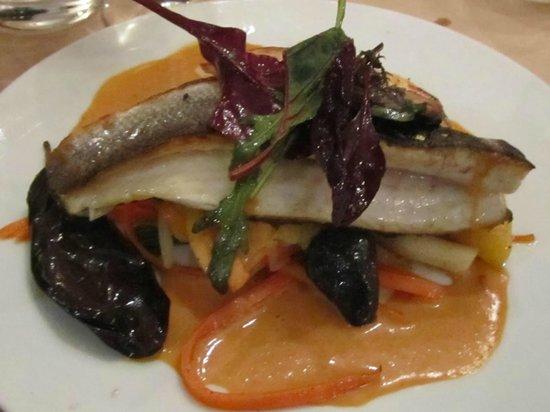 La Table Des Anges : Bar (sea bass)