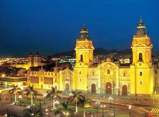 Che Lagarto Hostel Lima: Ciudad