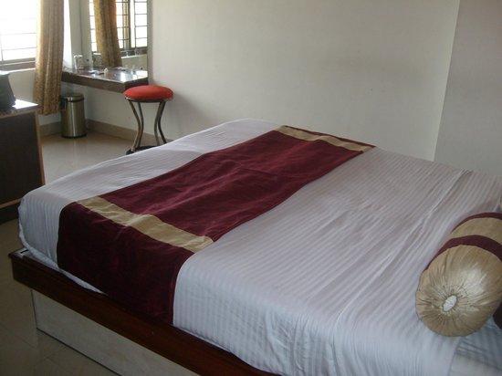Aishwarya Residency : chambre2