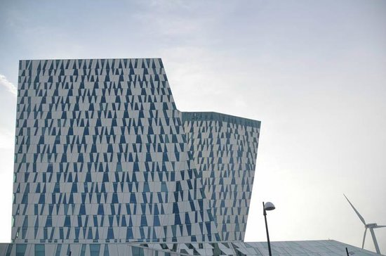 AC Hotel by Marriott Bella Sky Copenhagen: Hotel Buildings