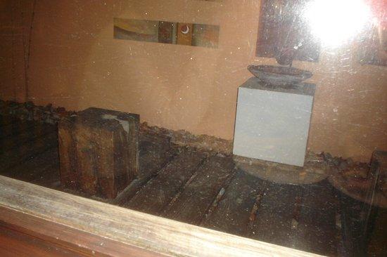 Carlos V Hotel San Carlos Bariloche: Vista del Deck desde el Comedor