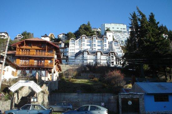 Hotel Carlos V Patagonia Bariloche: Centro de Bariloche