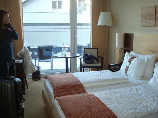 Holiday Inn Salzburg City: Our room