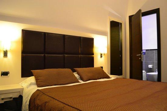 Cenci B&B: the bedroom