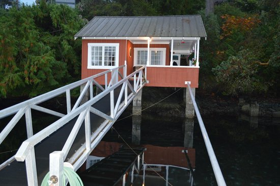 The Boathouse: The Boat House