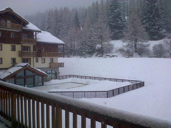 Les Alpages de Val Cenis: La piscine