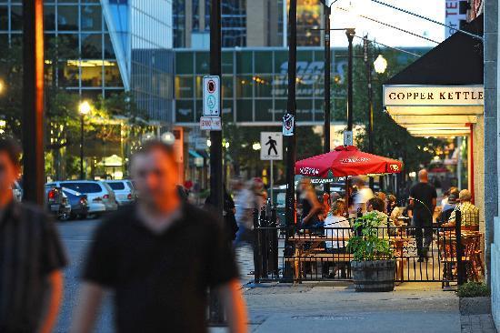 Regina, Canada: Scarth Street