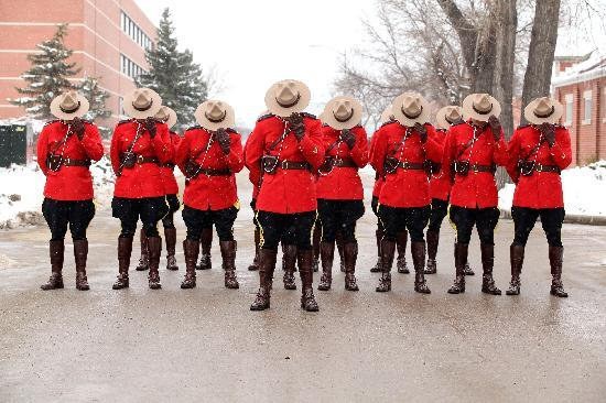 Regina, Canada: RCMP