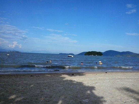 Pousada Estacao do Sol: Praia