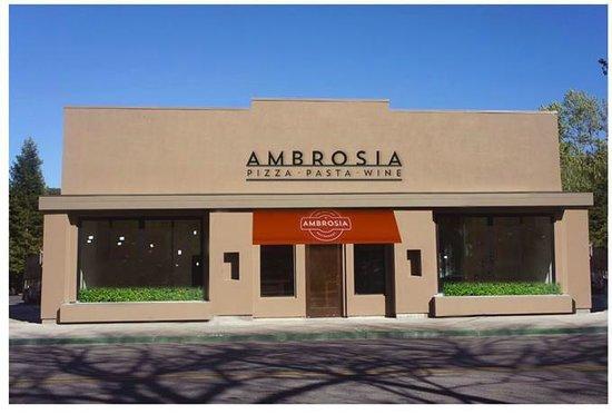 Ambrosia Pizza & Pasta : Ambrosia