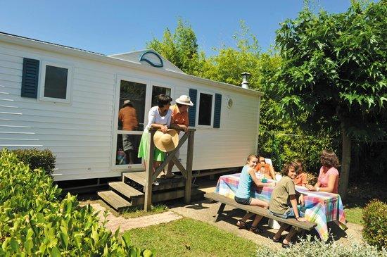 Camping Duna Munguy : Le grand bungalow