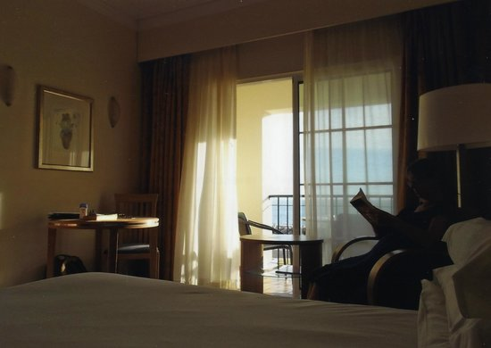 Porto Santa Maria Hotel: Our room