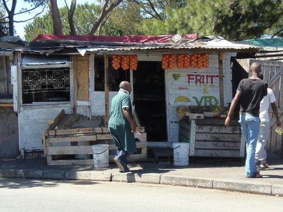 Vamos Township Tours: Stores in Langa