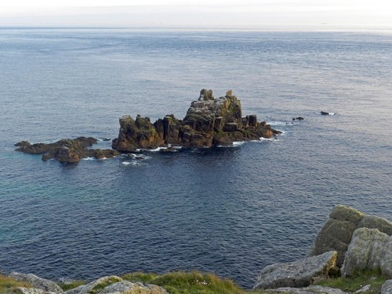 The Relentless Sea: Land's End