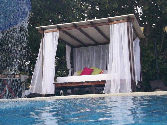 Hesperia Playa El Agua : piscina eden club