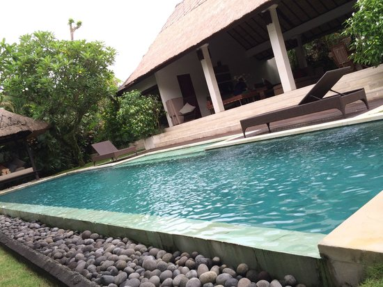 Villa Bali Asri: Villa 4 pool