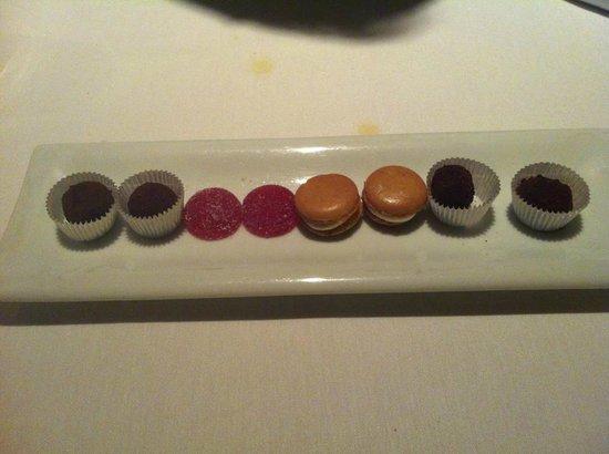Volt: dessert sampler