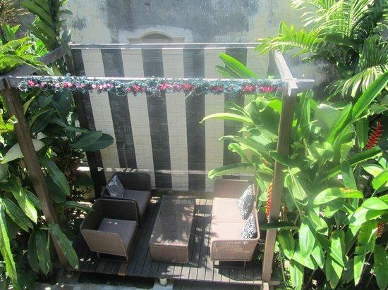 Muntri Mews: View of Courtyard