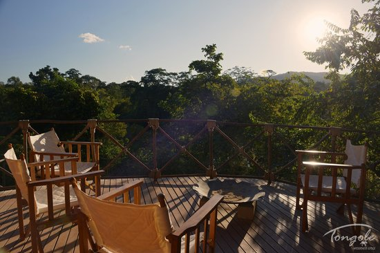 Tongole Wilderness Lodge: Watch the sun rise and/or set at Tongole
