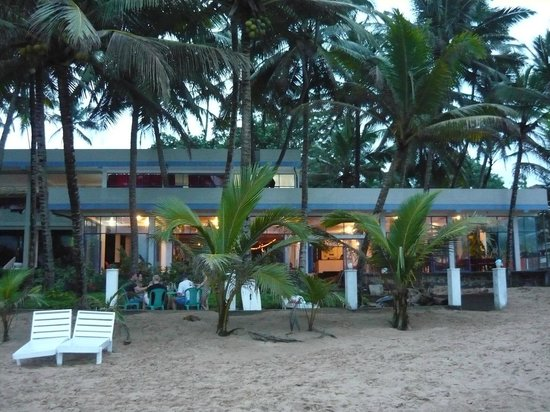 Jagabay Resort : hotel