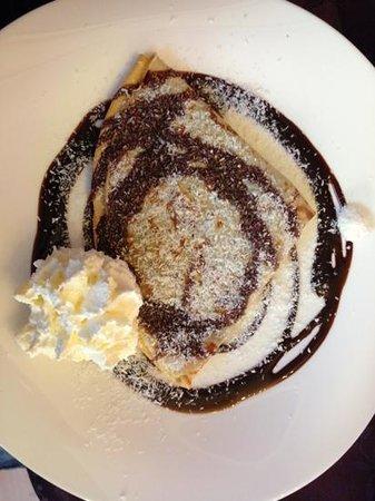 Bubble Tea & Pancake Cafe